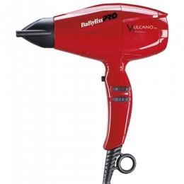Фен для волос BaByliss PRO Vulcano красный 2200 Вт BAB6180IRE